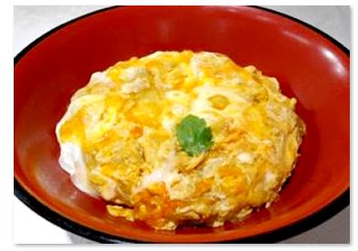 会津地鶏の親子丼